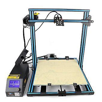 Creality 3d cr-10s personalizado 400 * 400 * 400 tamaño de impresión diy kit de impresora 3d
