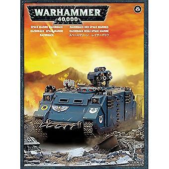Jeux atelier Warhammer 40 000 Space Marine Razorback