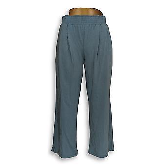 N'importe qui femmes-apos;s Petit Pantalon XSP Cozy Knit Dusty Blue A347173