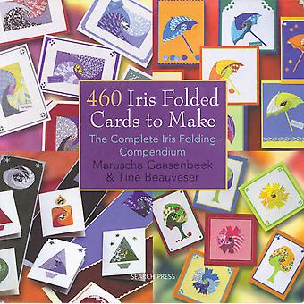 Search Press Books 460 Iris Folded Cards To Make Sp 83082