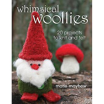 Stackpole Books-Whimsical Woollies STB-5646
