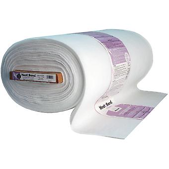 Heat'n Bond High Loft Fusible Fleece-White 45