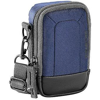Camera cover Cullmann Berlin Compact 180 Internal dimensions (W x H x D) 60 x 105 x 30 mm Rain cover Dark blue, Grey