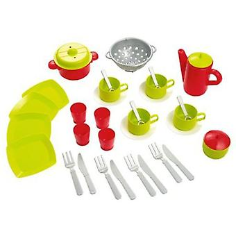 Smoby Dinnerware Set (Toys , Home And Professions , House , Kitchenware)