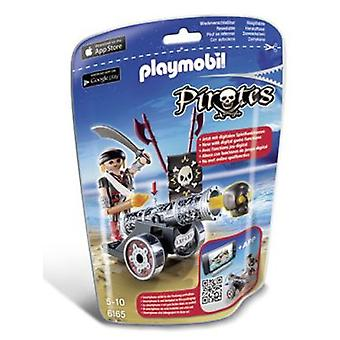 Playmobil 6165 Black Canyon Interactive with Corsair