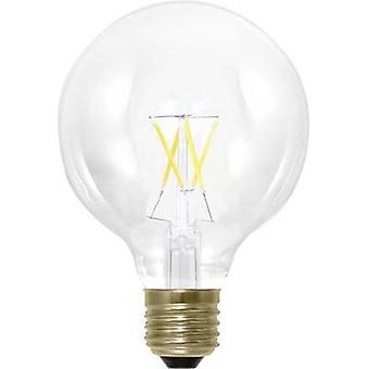 LED (monochrome) Segula 230 V E27 3.5 W = 20 W Warm white EEC: A+ Globe (Ø x L) 95 mm x 140 mm Filament, dimmable 1 pc(s