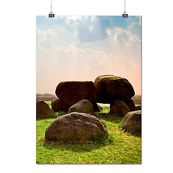 Matte or Glossy Poster with Art Nature Rock Beautiful Beautiful Nature | Wellcoda | *q1297