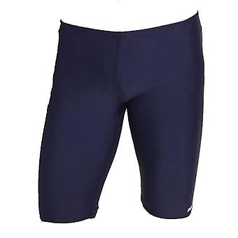 Boys Pacer Jammer Navy Swim Shorts