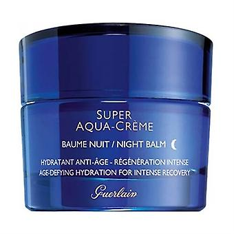 Guerlain Super Aqua Creme Night Balm 1,6 oz / 50ml