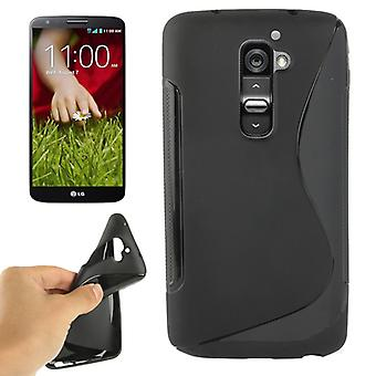 Mobile phone shell protection TPU for G2 mobile LG Optimus black