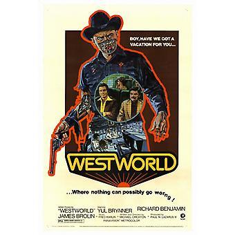 Westworld Movie Poster Print (27 x 40)