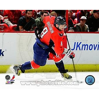 Alex Ovechkin 2012-13 Action Sports Photo