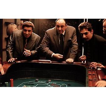 De Sopranos filmposter (17 x 11)