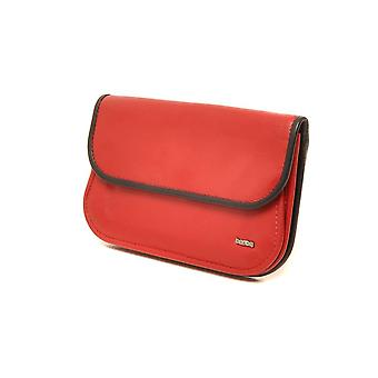 Berba Soft purse 001-165 red/black