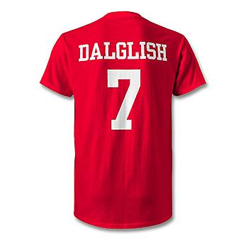 Kenny Dalglish Liverpool Legend barn hjälte T-Shirt