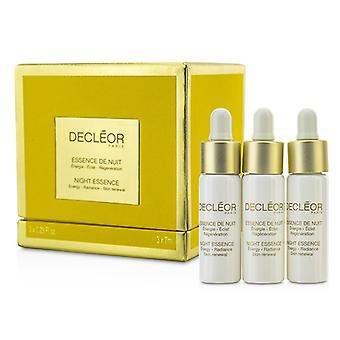 DECLEOR nuit Essence 3x7ml / 0.23 oz