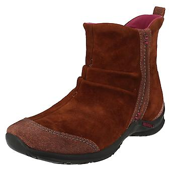 Ladies Merrell Casual Ankle Boots Madrasa