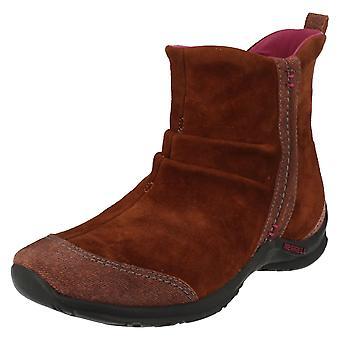 Senhoras Merrell Casual tornozelo botas Madrasa