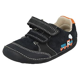 Infant Boys Clarks Cruisers Tiny Tom