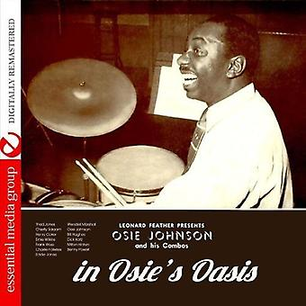 Osie Johnson & His Combos - Osie's Oasis [CD] USA import