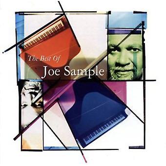 Joe Sample - bedste af Joe Sample [CD] USA import