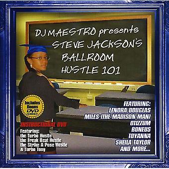 D.J. Maestro - Presents Steve Jackson: Ballroom Hustle 101 [CD] USA import