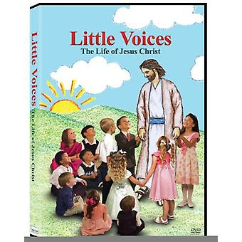 Little Voices-Life of Jesus Christ [DVD] USA import