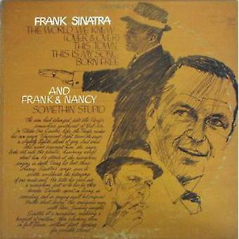 Frank Sinatra - World We Knew(LP) [Vinyl] USA import