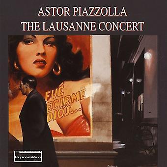 Astor Piazzolla - de Lausanne Concert [Reissue] [CD] USA importeren