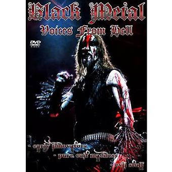 Black Metal: Voices From Hell - Black Metal: Voices From Hell [DVD] USA Import