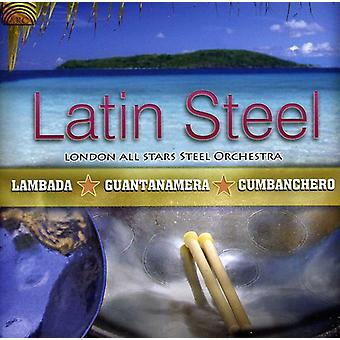 Londen All Stars staal Orchestra - Latijnse staal [CD] USA import