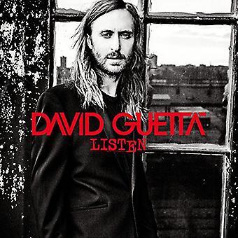 David Guetta - importación de USA de los Listen [CD]
