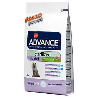 Advance Sterilized Hairball Turkey and Barley (Cats , Cat Food , Dry Food)