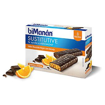Bimanan Orange Chocolate bar and 1u