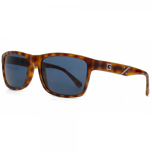 Guess Wayfarer Style Sunglasses In Honey - GU6756 HNY 9 59