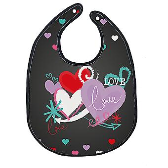 Tris & Ton Bibs Love (Home , Babies and Children , Eat , Kitchenware)