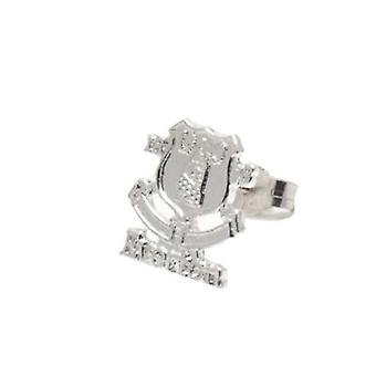 Everton Sterling Silver Stud Earring