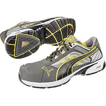 Safety shoes S1P Size: 40 Grey, Yellow PUMA Safety PACE LOW HRO SRA 642560 1 pair