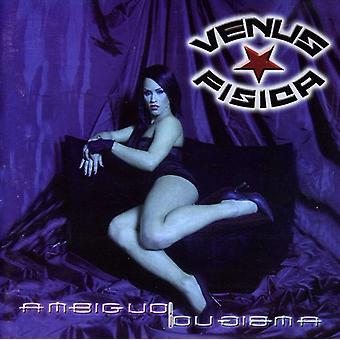 Venus Fisica - Ambiguo [CD] USA import