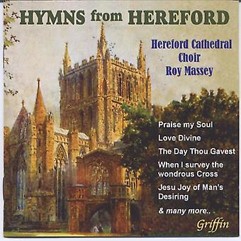 Hereford domkirke koret - salmer fra Hereford [CD] USA import
