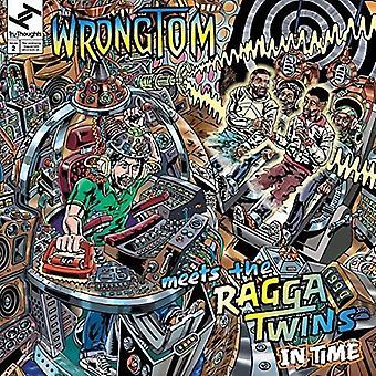 Ragga tvillinger Wrongtom - i tiden [CD] USA import