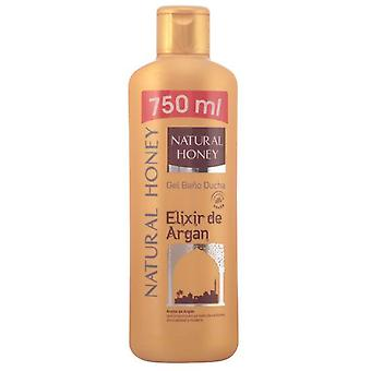 Natural Honey Elixir Gel 750 Ml argan