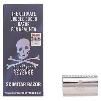 The Bluebeards Revenge The Ultimate Double Edged Razor 1 Pieces