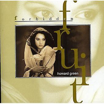 Howard Green - forbudne frugt [CD] USA import