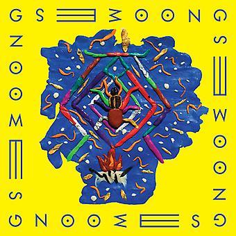 Gnoomes - Ngan [CD] USA importerer