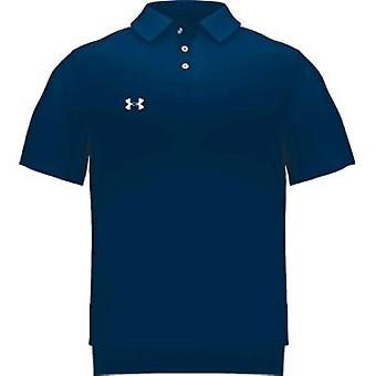 UNDER ARMOUR performance polo [navy]