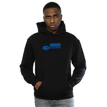 Blue Note Records Men's Simple Logo Hoodie