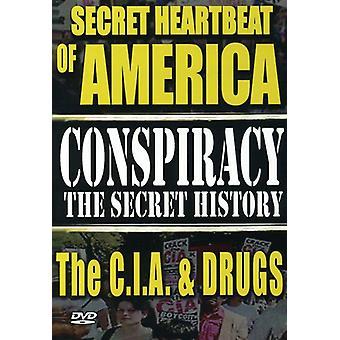 BD. 2: Den hemmelige hjerteslag af Amerika-the Cia en [DVD] USA importerer