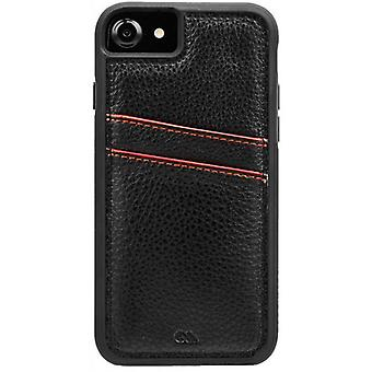 IPhone Case-Mate Tough ID 8/7/6 s/6-affaire - noir