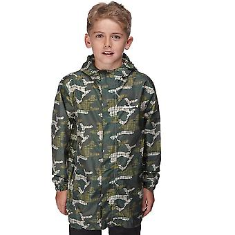 Peter Storm Kids' Camo Packable Jacket
